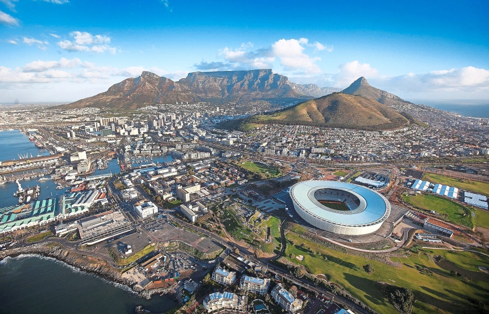 Virtual 360° Tour of Cape Town