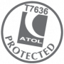 Atol-badge