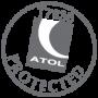 Atol-badge